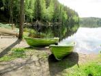 Evo Nature / Lake Syvajarvi