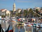 Le port de Sanary