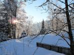 Menzenschwand im Winter
