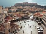 Monastiraki square, only 1 minute away!
