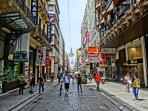 Ermou street - shopping area. Only 2 minutes away!