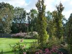 A l'Ancien Moulin - Environnement : Arbres centenaires,  jardins et ruisseaux