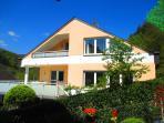 Ferienwohnung Kaiserbad in Bad Ems nahe Koblenz