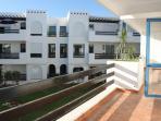 25 m2 Balcony