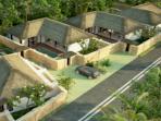 5 Villa compound, shared night guard and staff
