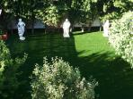 jardin commun espace détente