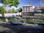 Jardin Renacentista ' El Bosque '