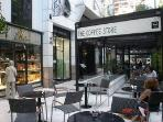 Cafes en la zona