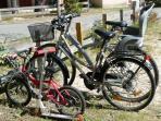 Vélos à disposition gratuite