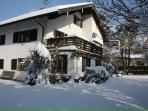 Our Appartment in the winter