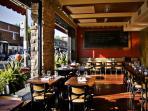 Bistro Bar chez Roger rue Beaubien