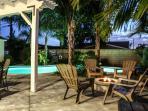 Backyard w/Pool