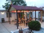 La Tapa outside dining
