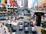 Bukit Bintang intersection 1.6km