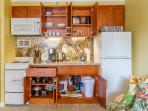FULLY EQUIPPED GOURMET KITCHEN with ALL NEW APPLIANCES - cook your own meals !!