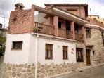 Casa Rural LA ARAÑA - Piedralaves Alojamiento máximo 5 personas, alquiler mínimo 2 noches.