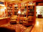 The Library with more than 600 titles