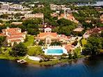Rollins College, just steps from Park Avenue