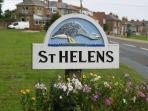 Welcome to St Helens