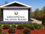 2 bedroom suite, Greensprings Vacation Resort