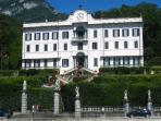Villa Carlotta in Tremezzo (4km)