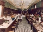 Original Orsinger Bakery & Ice Cream shop in Loft building