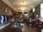 Our current store on first floor of historic loft building.