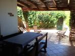 veranda - giardino