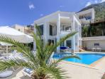 Villa Jade Luxury 2 bedroom villa with Panoramic Views of Kalkan Bay from all aspects!