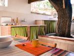 Casa Vacanze Il Pino | La veranda
