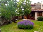 CASAS SALTUS ALVUS- Casa principal. 17km Segovia