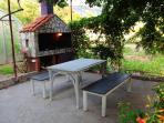 Grill terrace.