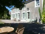 Bourgogne nord - Grand gite - 6 chambres - 14 pers