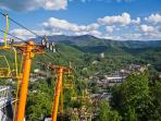 Visit Gatlinburg, TN...Gateway to the Great Smoky Mountains!