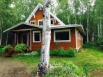 Talkeetna Dall House -  True Alaskan Luxury