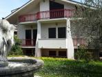 Appartamento nella villa piu bella a 4 km dal mare