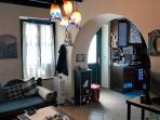 livingroom - kitchen