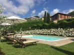Agriturismo Sant'Andrea - Il Tinaio La piscina