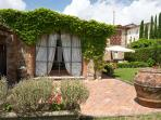Agriturismo Sant'Andrea - Il Tinaio Ingresso + Ombrellone Zona relax