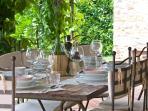 Agriturismo Sant'Andrea - Il Tinaio Veranda