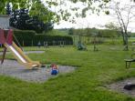 Jeux pour enfants à proximité