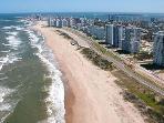 Playa Brava de parada  1 a parada 7