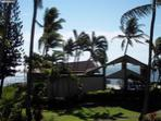 Cabana and BBQ Area