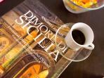 Arte e Storia davanti un buon caffè.