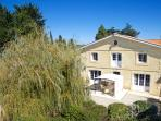 Le Relais - Spacious holiday house on a Bordeaux family  winery -  2 to 4 guest-
