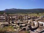 Bolonia's famous Roman ruins - Baelo Claudia. Bolonia tiene famosas ruinas romanas - Baelo Claudia.