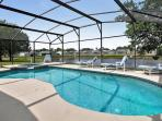 Beautiful open water view, extended porch for more sunshine, no close rear neighbors.