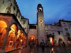 Dubrovnik Old town - 10 min walking or 3 min with bus