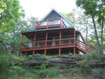 Secluded location for all on the quiet side of Table Rock Lake in Eagle Rock, Missouri