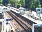 Chiswick station Fast access to Central London 25 minutes